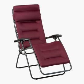Lafuma relax air comfort stoel bordeaux