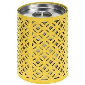 Citronella kaarsenhouder met 3 kaarsen