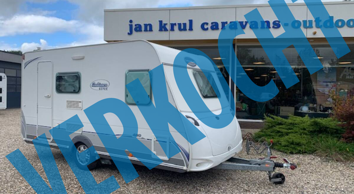 Caravelair Ambiance Style 420 (2010)