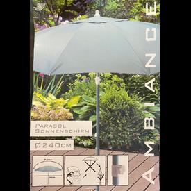 parasol ambiance 240 cm