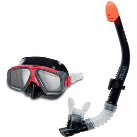 duikbril snorkel set