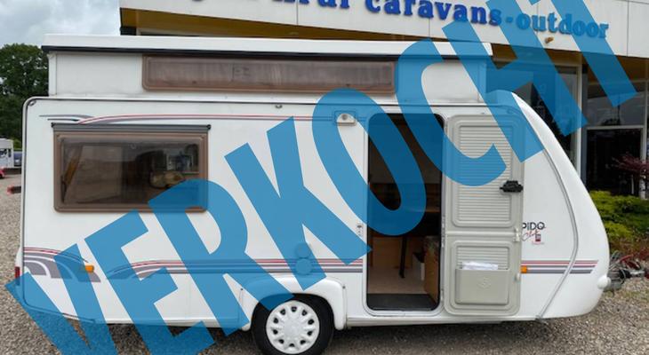Rapido Hefdak Caravan