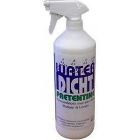 Waterdicht pretentine